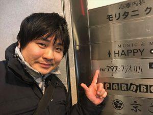 ラジオデビューby高村所長