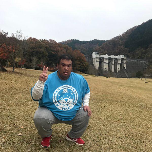 【秋の京都散策】in日吉ダム